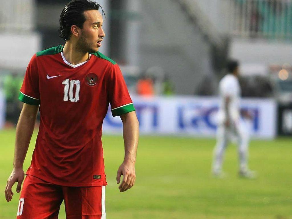 Dilarang FIFA, Ezra Walian Tidak Tampil di Kualifikasi Piala Asia U-23