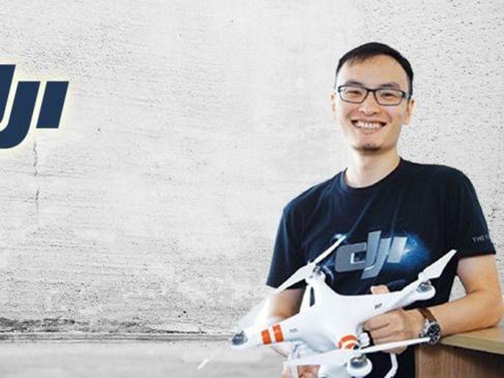 Dari Jualan Drone, Pria Misterius Ini Raup Rp 67 Triliun