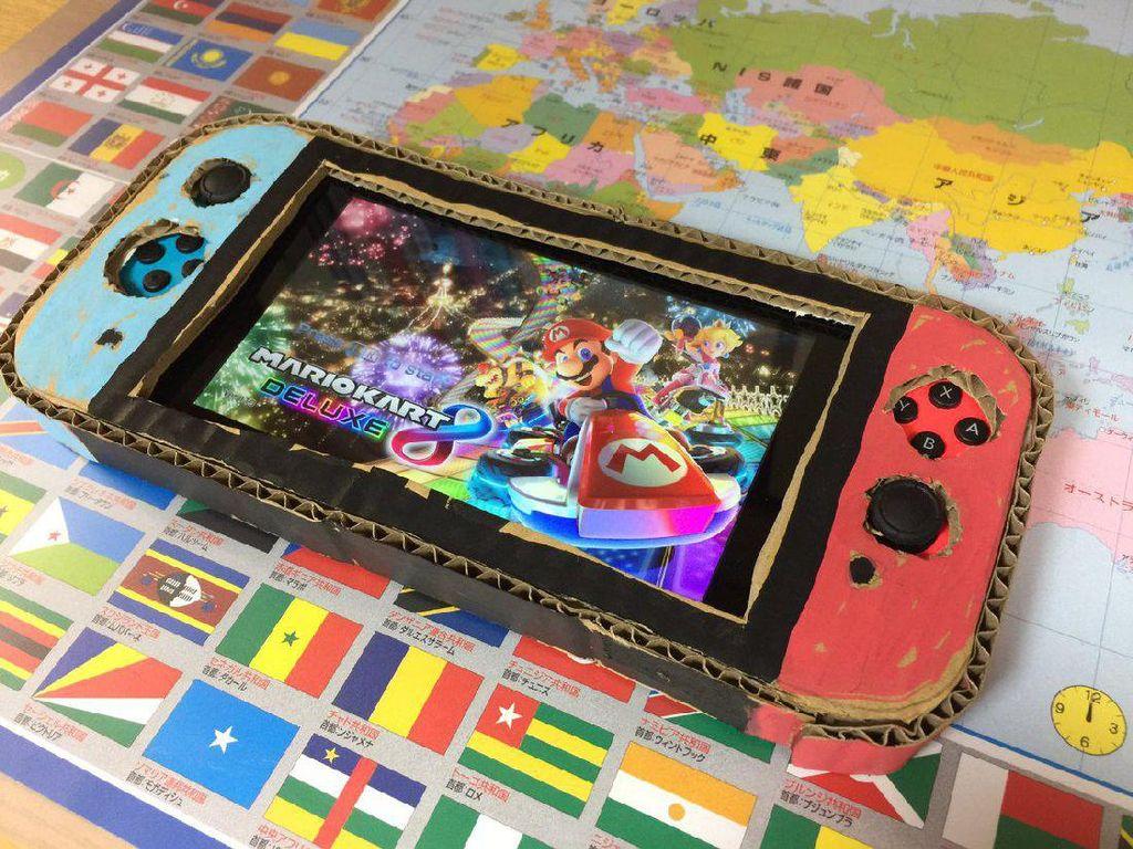 DevKit Nintendo Switch Sempat Tertahan di Bea Cukai Indonesia