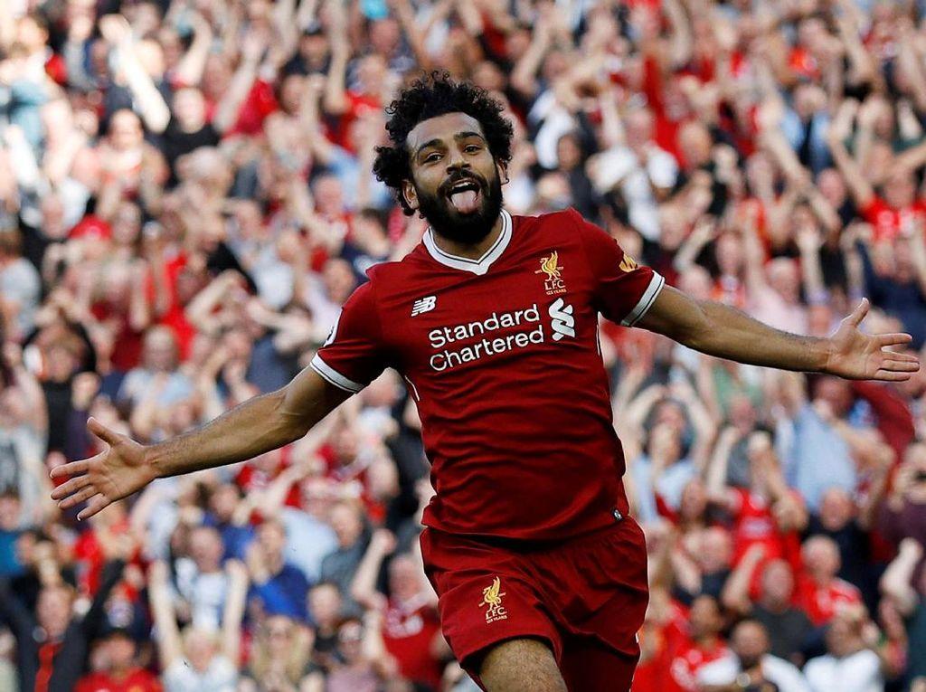 Salah Langsung Tokcer di Liverpool, Mignolet Tak Kaget