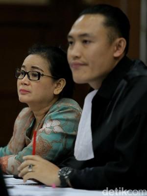 Saksi Akui Serahkan Uang Rp 1 M untuk Miryam