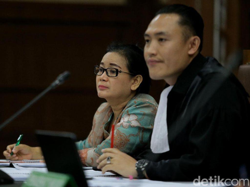 Ngotot Merasa Ditekan, Miryam: Apa Salah Saya Ungkap di Pengadilan?