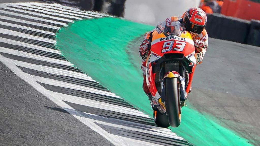 Kegagalan Mesin Pertama Honda dalam 10 Tahun, Perdana untuk Marquez