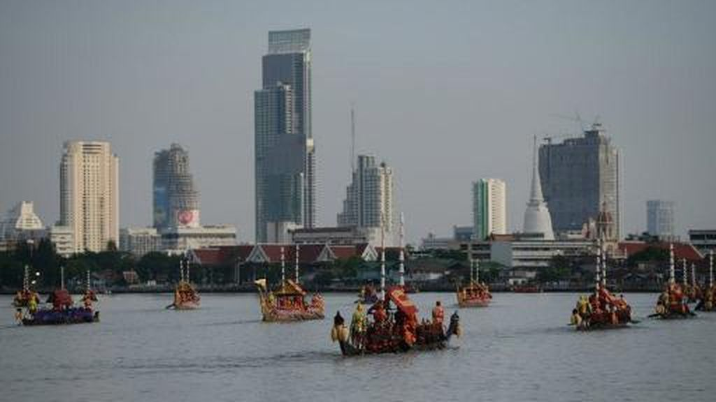 Begini Potret Sungai di Bangkok, Masih Perlu Belajar ke Jakarta?