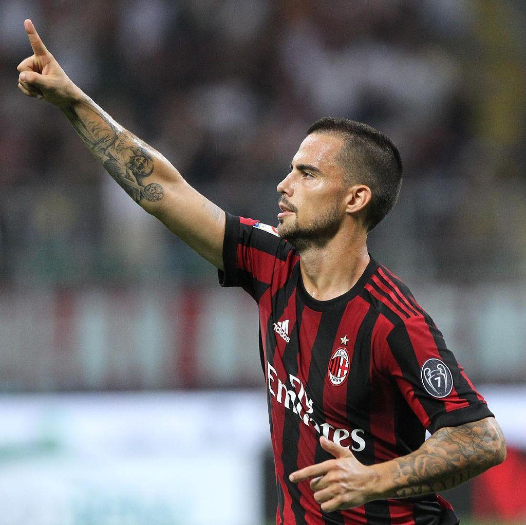 Soal Rumor Liverpool Minati Suso, Ini Penegasan Milan