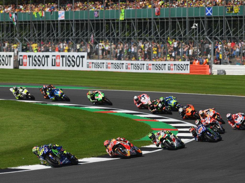MotoGP Inggris 2019: Marquez Vs Dovizioso Lagi atau Panggungnya Yamaha?