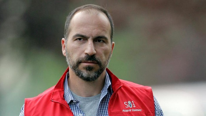 CEO Uber Dara Khosrowshahi. Foto: Forbes