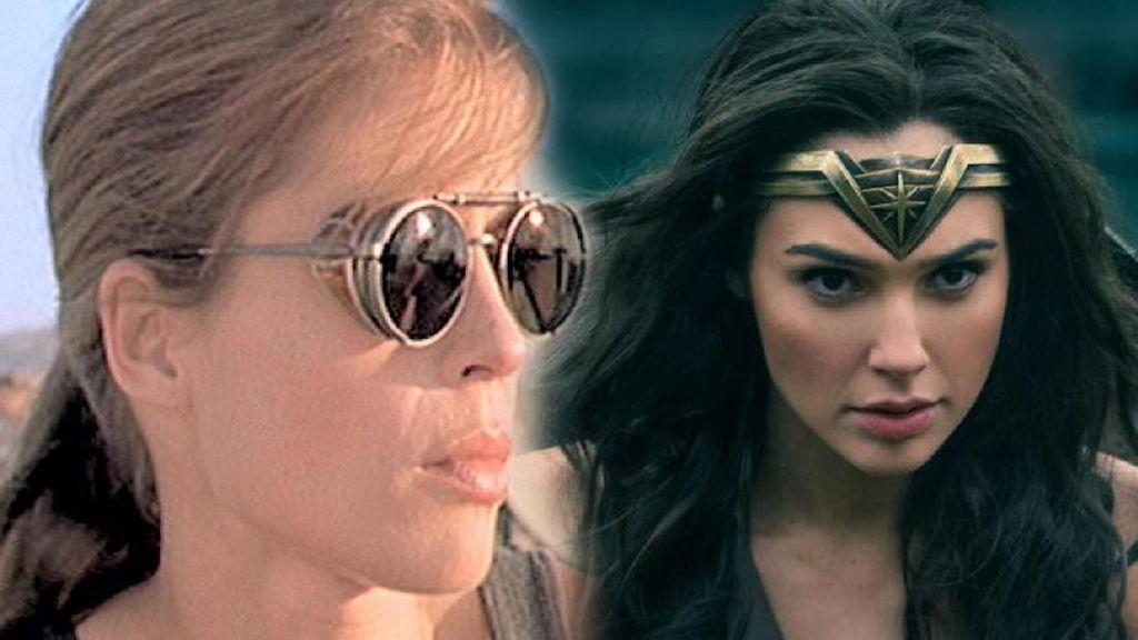 Lebih Ikonik Mana, Sarah Connor atau Wonder Woman?