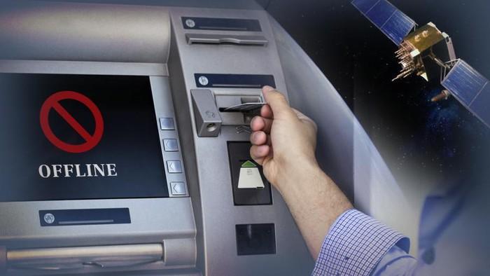 Hari Ini 2.591 ATM Kembali Online