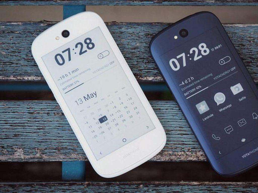 Heboh Mobil Bermuka Dua, di Smartphone Sudah Lebih Dulu Ada