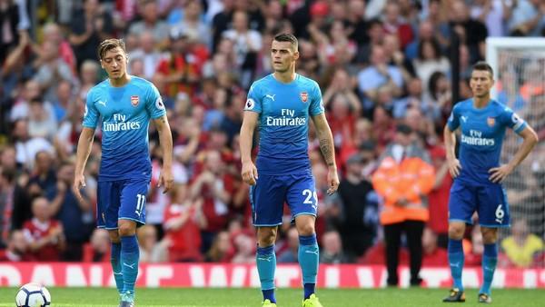 Arsenal Disebut seperti Kumpulan Anak Sekolah Saat Dilumat Liverpool