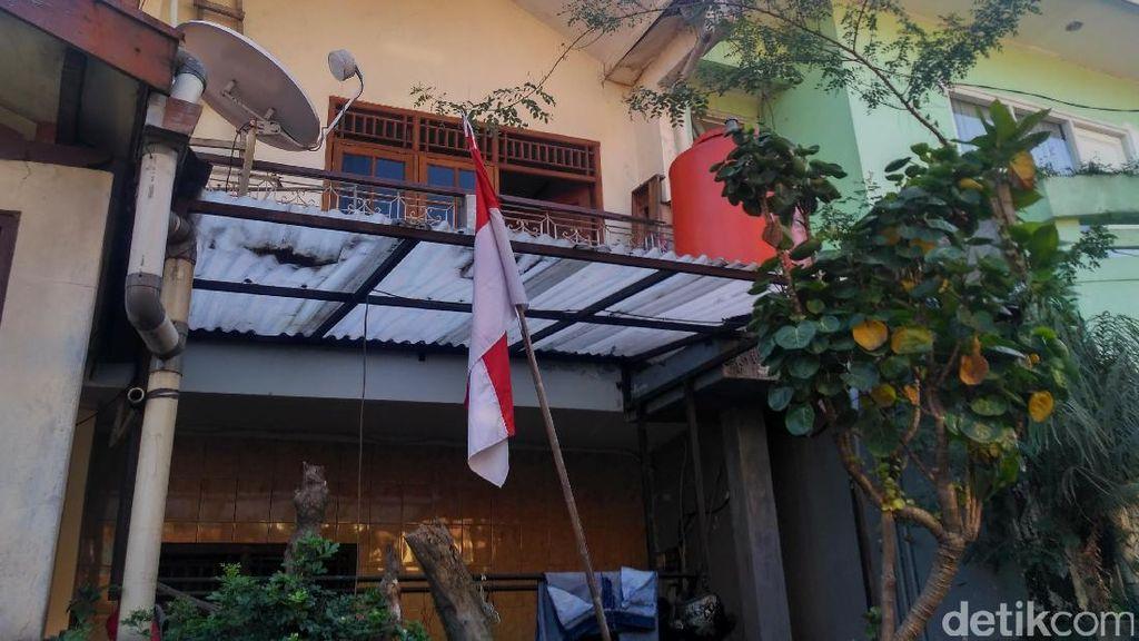 Foto: Misterius, Ini Rumah di Tebet yang Diguyur Hujan Eksklusif