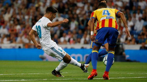 Tak ada Ronaldo, Madrid Masih Punya Marco Asensio
