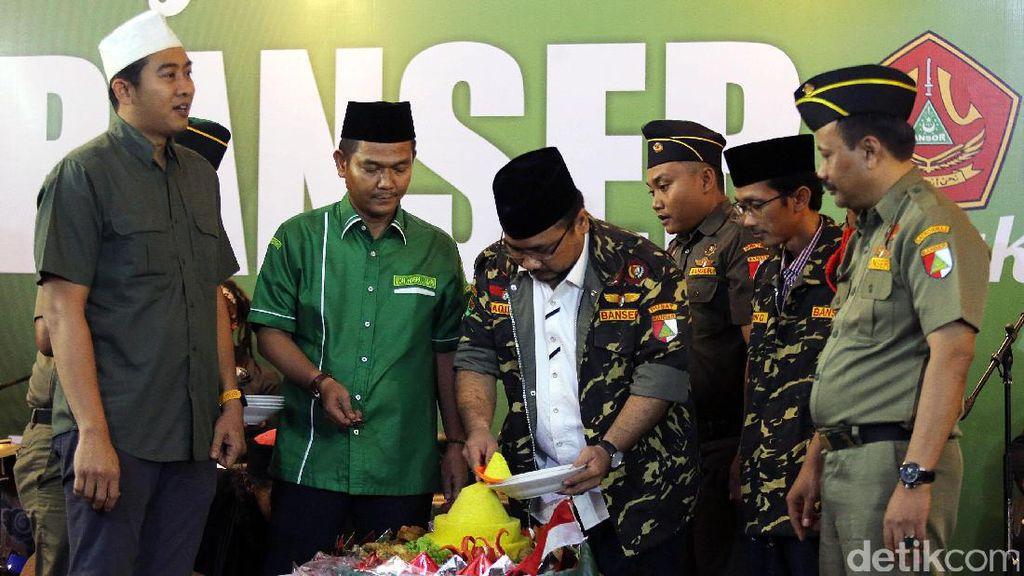 GP Ansor Gelar Syukuran Kemerdekaan
