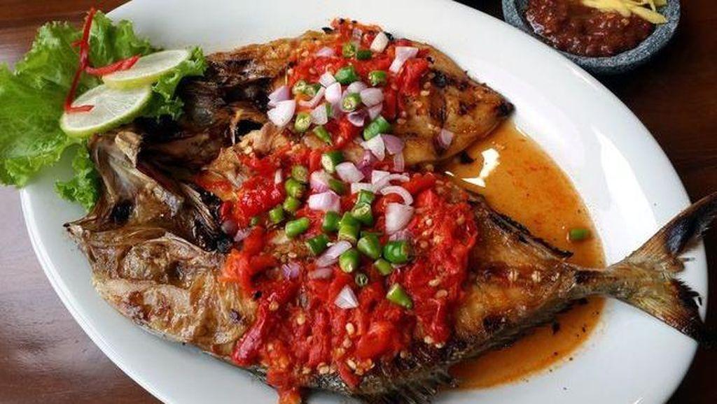 Sedap dan Dijamin Mantap! 10 Ikan Bakar Ini Paling Enak Disantap dengan Nasi Hangat