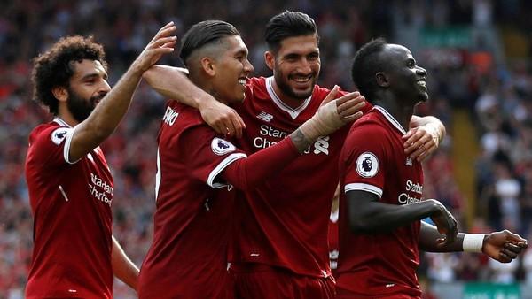 Ancaman Kecepatan Liverpool untuk City