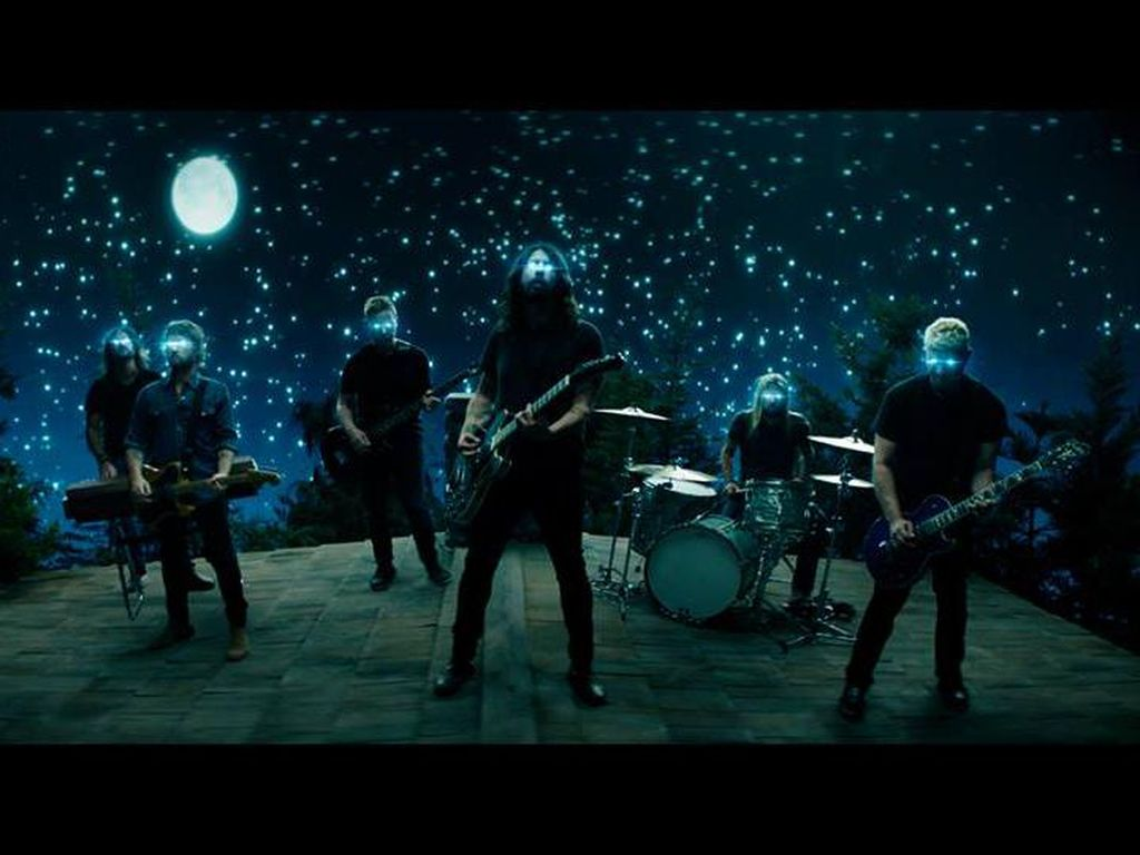 Akhirnya, Album Concrete and Gold  Foo Fighters Rilis Hari Ini