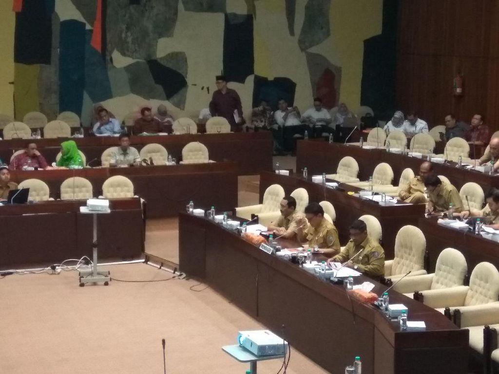 DPR-Mendagri Rapat Bahas Daerah Otonomi Baru dan Konflik Mimika