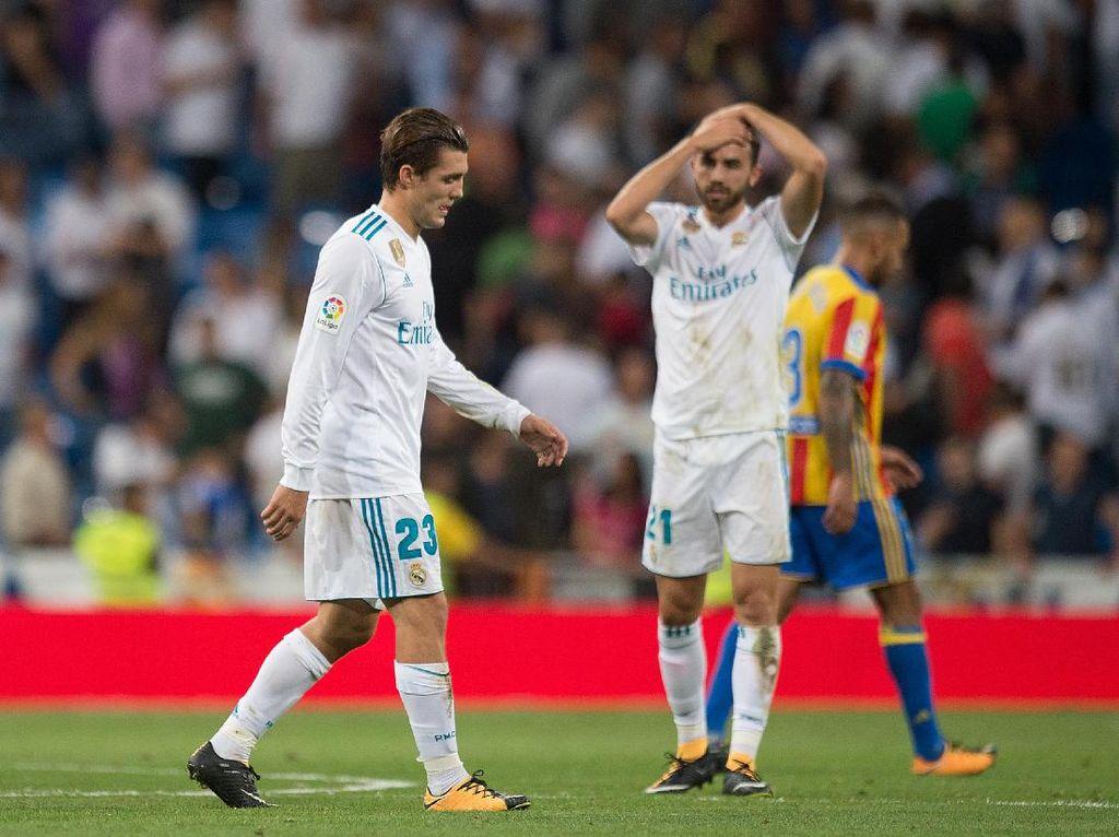 Hasil Imbang yang Mengecewakan Madrid