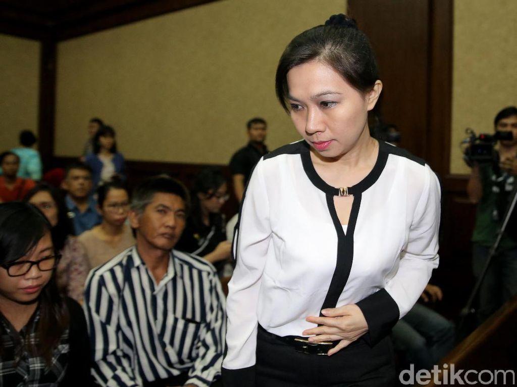 Ng Feny Divonis 5 Tahun Penjara