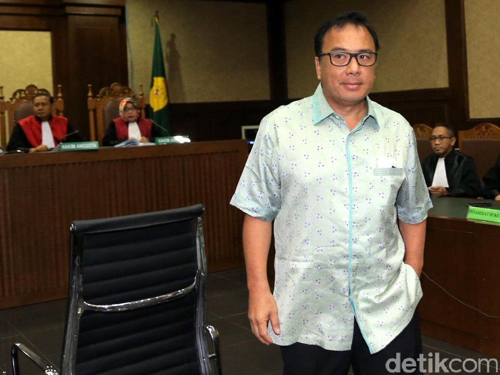 Basuki Hariman Divonis 7 Tahun Penjara