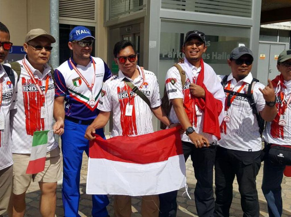 Atlet Tembak Reaksi Indonesia Tembus 10 Besar Ajang Kejuaraan Dunia