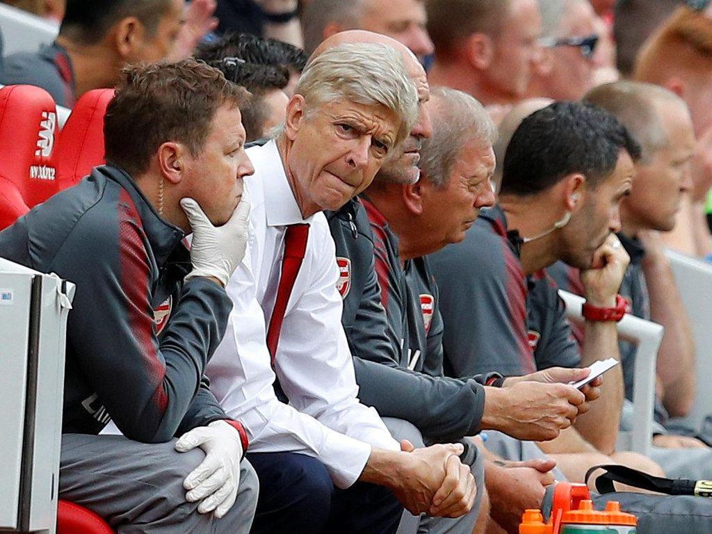 Siasati Jadwal Padat, Wenger Bawa Pemain Muda Arsenal ke Liga Europa