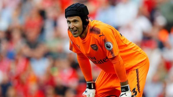 Cech: Penampilan Arsenal Tak Bisa Diterima
