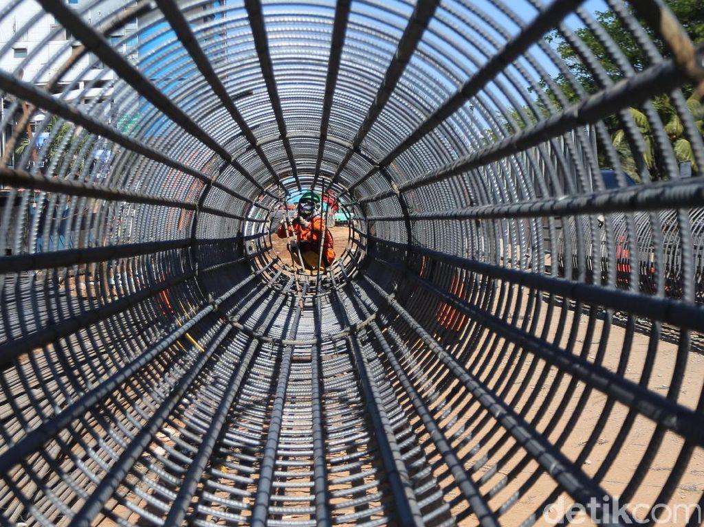 Foto: Wow! 6 Ruas Tol Dalam Kota Mulai Dibangun