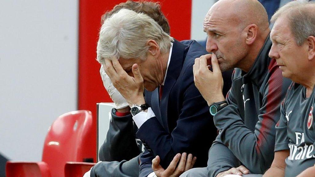 Arsenal Hancur di Anfield