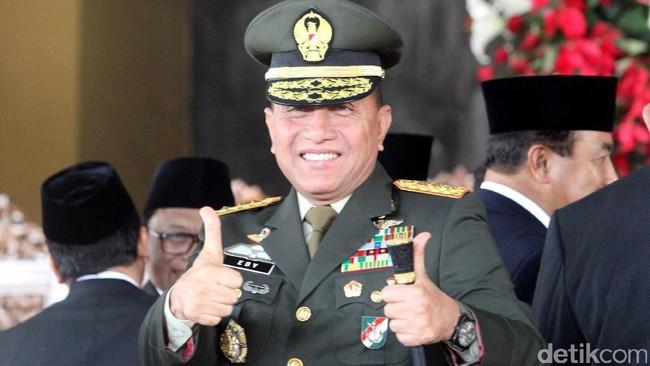 Pangkostrad Letjen Edy Rahmayadi Mundur dari TNI