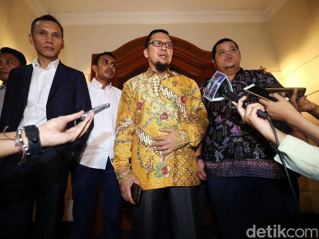 GMPG Sebut Habibie Singgung Kepemimpinan Novanto di Golkar