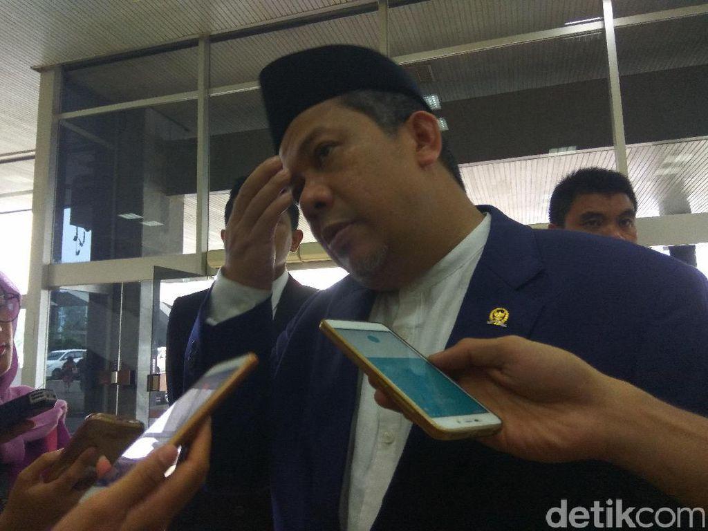 Fahri Kecewa Paripurna HUT Ke-72 DPR Cuma Dihadiri 112 Anggota