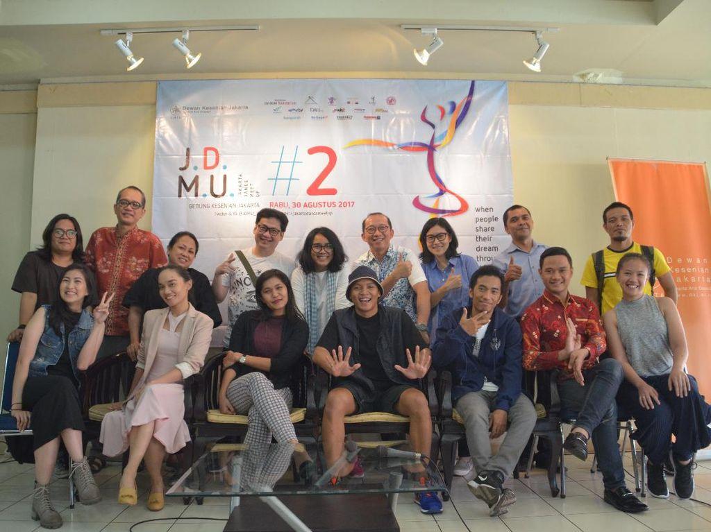 Jakarta Dance Meet Up #2 Jadi Ruang bagi Koreografer dan Penari Muda
