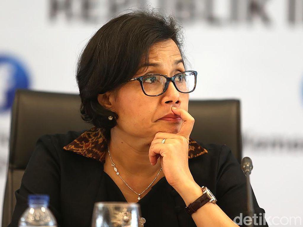 Berat, Sri MulyaniProyeksi Pertumbuhan Ekonomi RI Bisa -0,4%