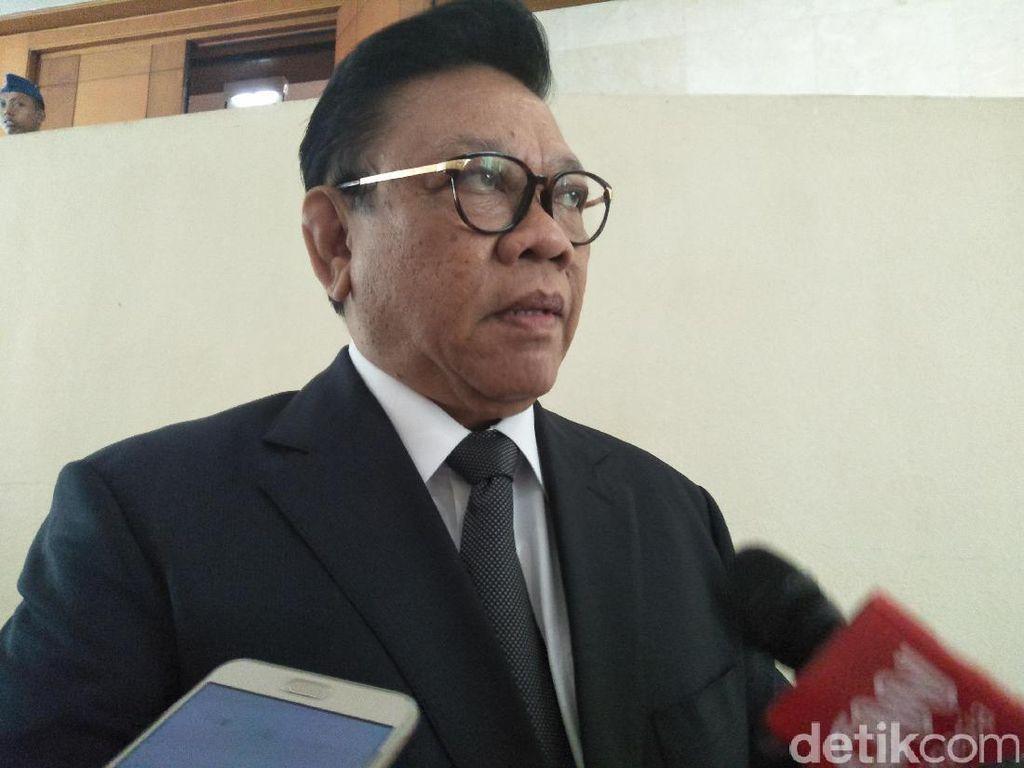 DPR Ulang Tahun, Agung Laksono: Semoga Bebas Korupsi