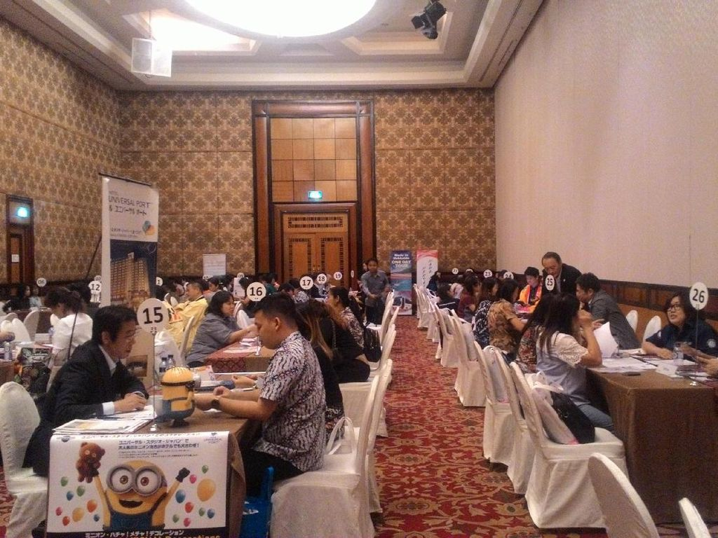 Indonesia Duduki Peringkat Pertama Warganya yang Kunjungi Jepang