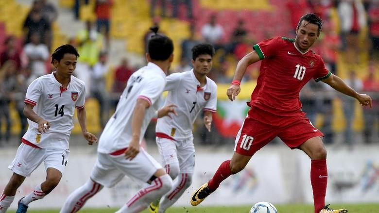 Seleksi Pertama Timnas Indonesia U-22, Indra Panggil 38 Pemain