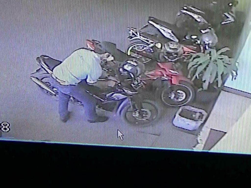 4 Kali Pencurian Motor di Islamic Centre Probolinggo Belum Terungkap