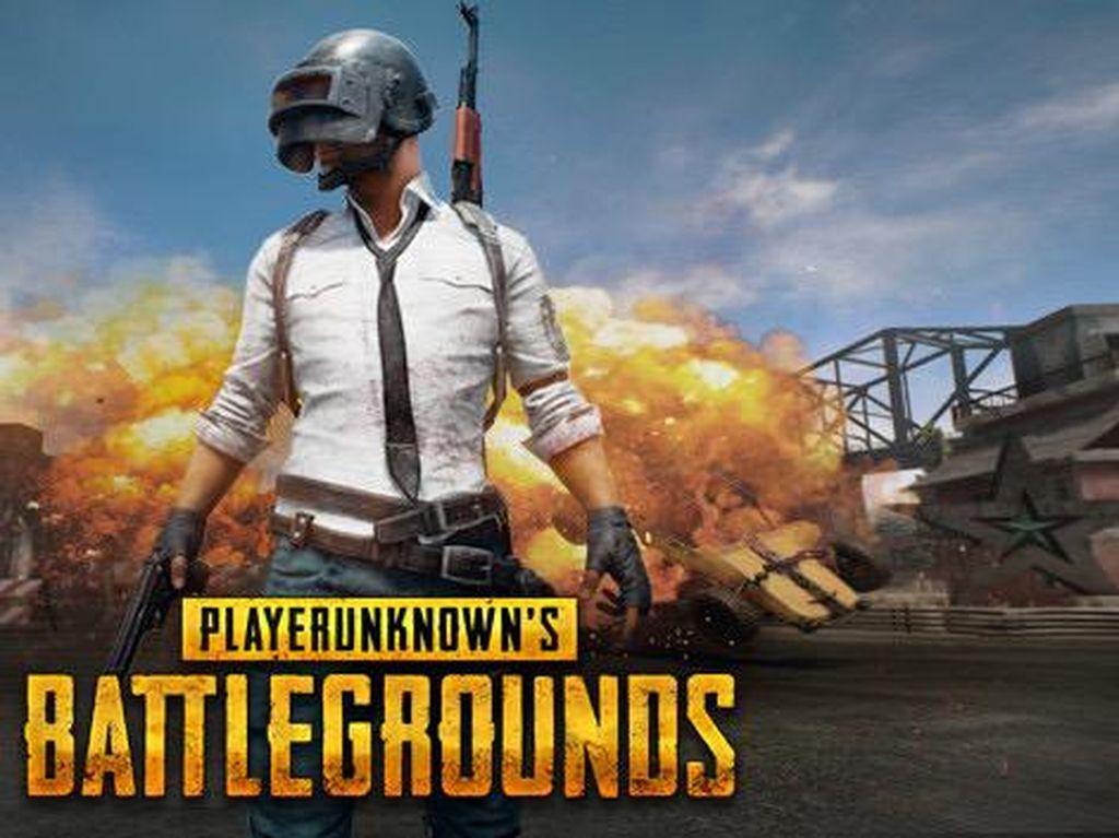Game PlayerUnknowns Battleground Salip Popularitas Dota 2