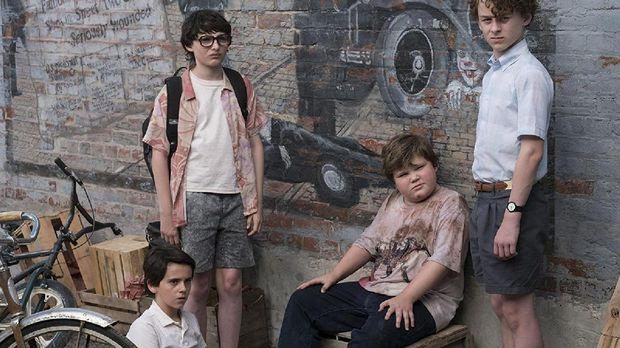 Stephen King Respons Kontroversi Adegan 'IT' yang Dihilangkan