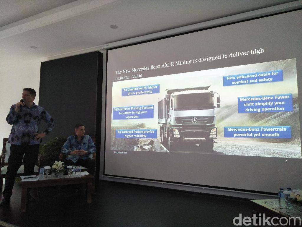 Mercedes-Benz Bongsor Ini Resmi Dirakit di Bogor