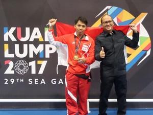 AIMAG Jadi Persiapan Tim Angkat Besi Menuju Asian Games 2018