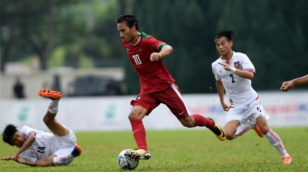 Ezra Walian masuk seleksi skuat Timnas Indonesia U-22. (