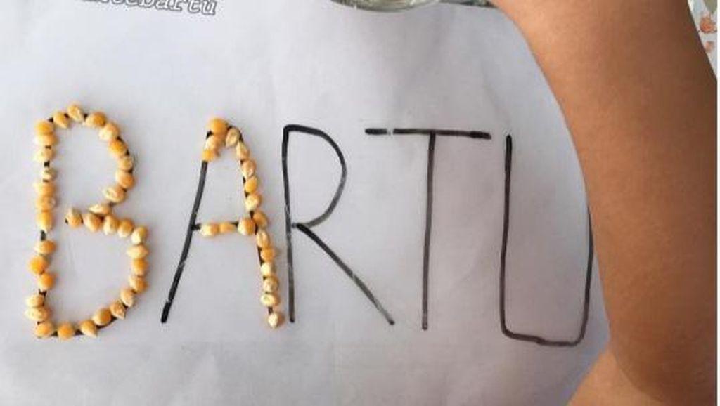 Berita Foto: Keseruan Anak saat Belajar dengan Metode Montessori