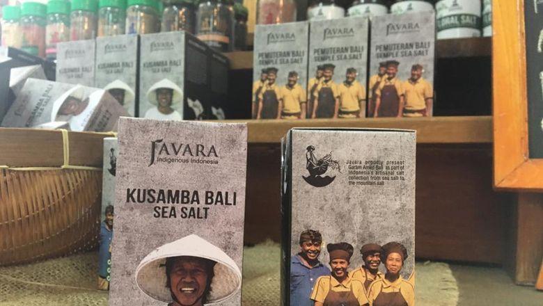 Salah Satu Termahal di Dunia, Ini Harga Garam dari Selat Bali