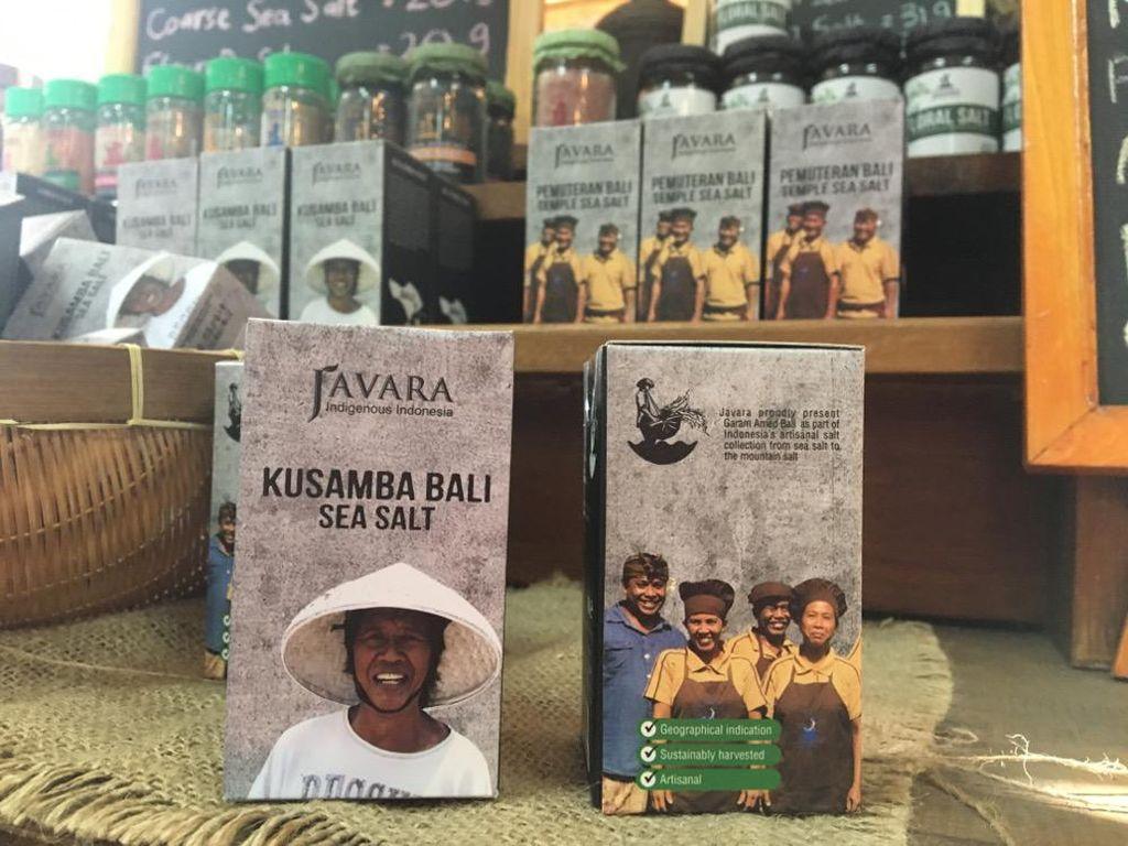Salah Satu Garam Termahal di Dunia Asalnya dari Selat Bali
