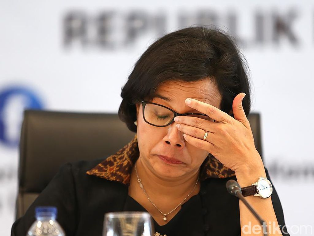 Sri Mulyani Minta IMF Bantu Negara Terjangkit Corona, Termasuk RI?