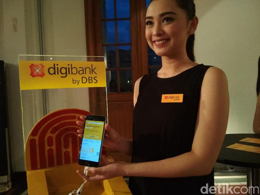 Bikin Rekening Bank Cuma 90 Detik Lewat Smartphone