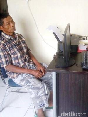 Hamili Anak Tiri, Seorang Kakek di Kebumen Diringkus Polisi